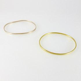 elasticbanglegoldvermeil